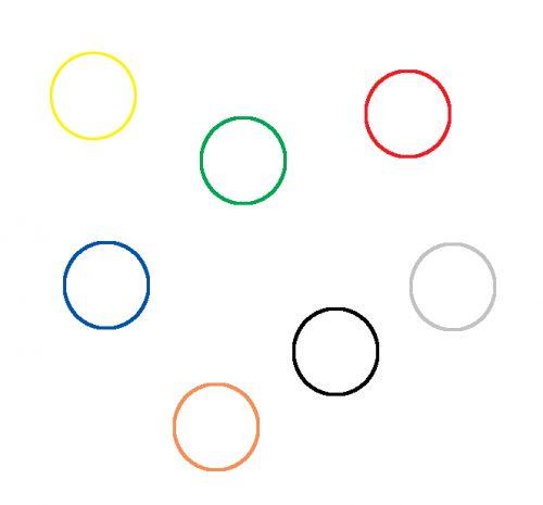 Cirkel Ø100 cm-668