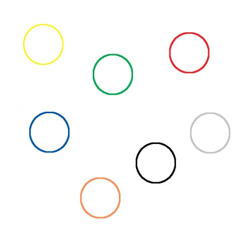 Cirkel Ø400 cm-672