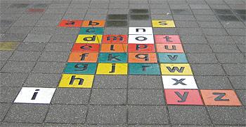 Alfabet spel-736