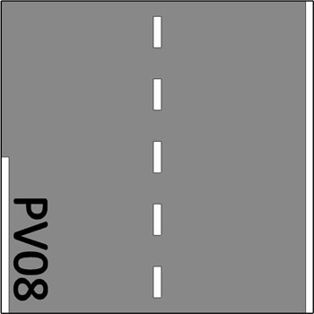 2 Baansweg met invoeg A -643