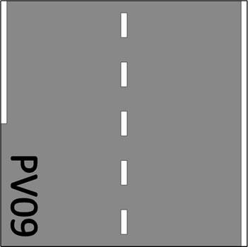 2 Baansweg met invoeg B -646