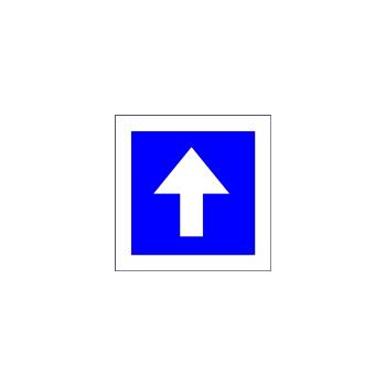 Eenrichtingsweg 48x48 -647